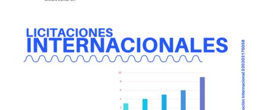 Elaboración y preparación de Licitaciones Internacionales en Latinoamérica